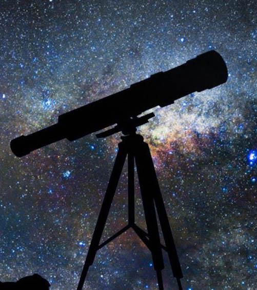 Μάθημα αστρονομίας