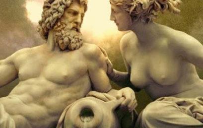Ελλ. Μυθολογία: Συλλογική Ποιητική δημιουργία των αρχαίων Ελλήνων