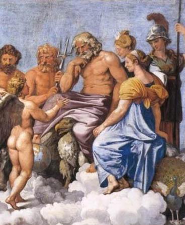 Θεοφάνεια και αορατότητα εν τω ελληνικώ πανθέω