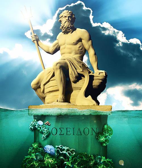 Η συμπαντική διάσταση του μύθου των αμαζόνων και η ελληνική σημαία
