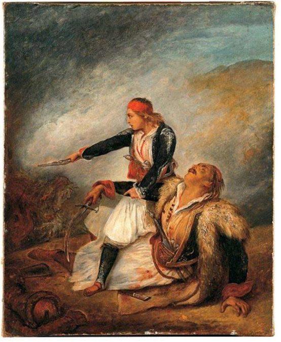 Ιστορικά μηνύματα σκλαβιάς και ελευθερίας του έθνους των Ελλήνων